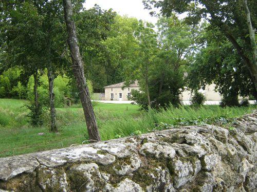 ST SAUVEUR château Liversan