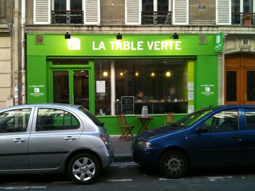 table verte out