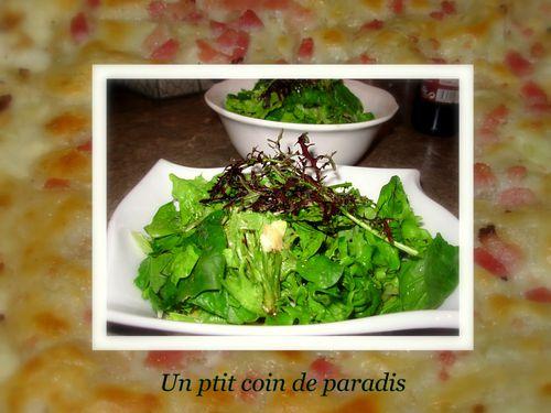 méli mélo de salade