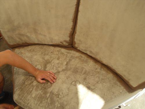 repeindre son canap en microfibre le blog de. Black Bedroom Furniture Sets. Home Design Ideas