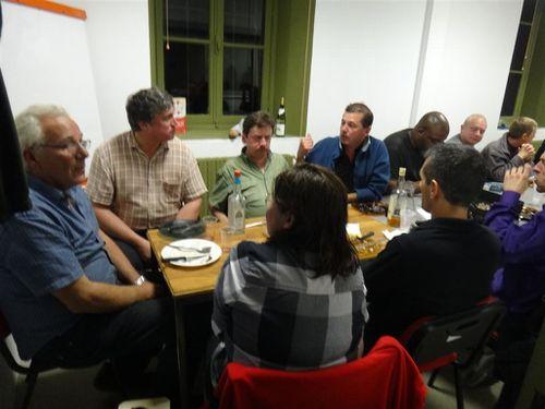 Crêperie et banquet final (5)