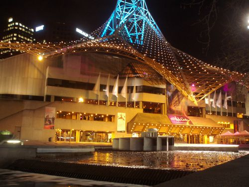 The Art Center By night1
