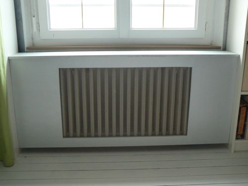 tuto comment fabriquer un cache radiateur le blog de v ro bricolo. Black Bedroom Furniture Sets. Home Design Ideas