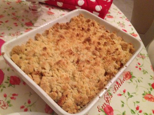 crumble pommes speculos3