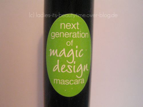 next generation of magig design mascara