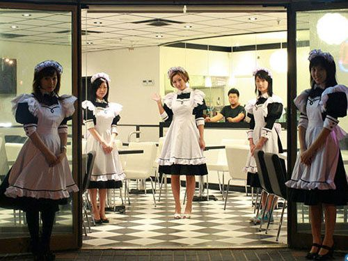 canadian maid cafe