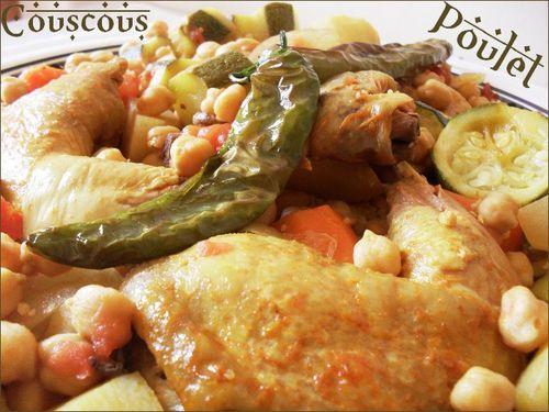 Couscous poulet 1
