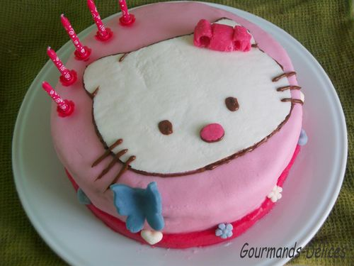 Moule Cup Cake Hello Kitty