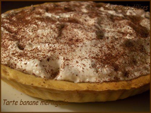 tarte banane meringuée 2