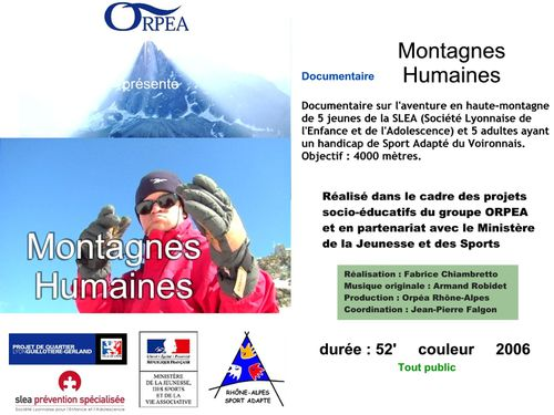 Montagnes Humaines