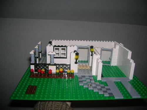 Le blog de quand lego et harry for Modele maison lego