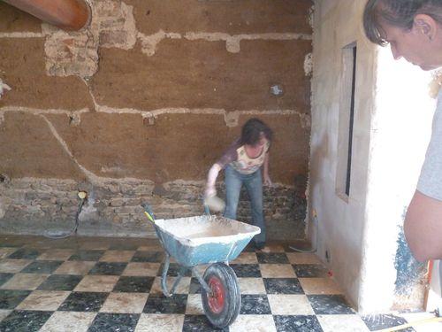 Le blog de travaux historique de la r novatio - Ciment romain composition ...