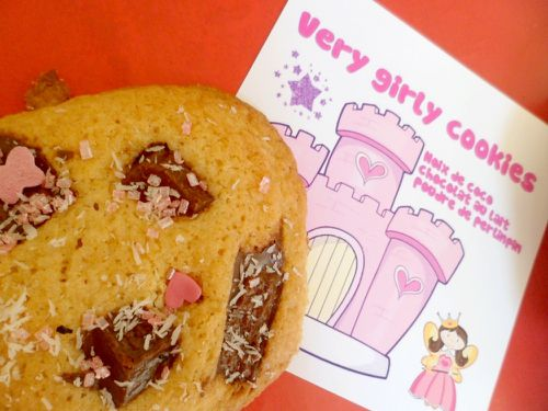 Very Girly Cookies 5