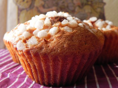 Muffin pommes coeur chocolat (2)