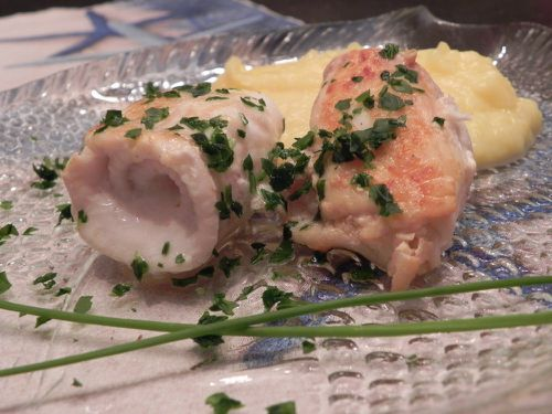 Filets-limande-sole-meuniere-puree-boule-d-or.JPG