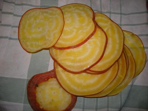CHips de betteraves crues (1)