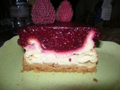 Cheese cake aux fruits rouges (2)