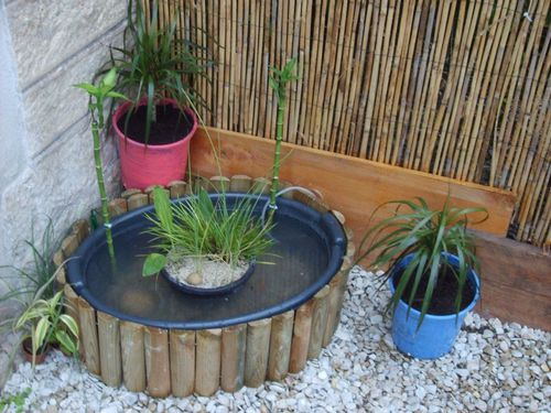 cool creations le blog des cr atifs en carton amenager un coin de jardin zen with amnager un coin de jardin zen - Amenager Un Coin Zen Dans Le Jardin