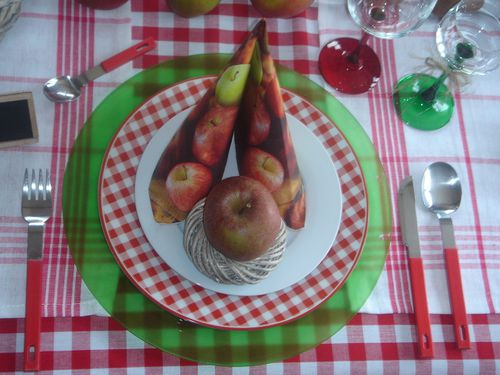 ma table pomme bis