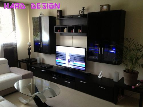 meubles tv - le blog de hard design - Grand Meuble Tv Design