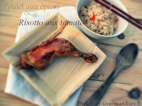 Poulet--chinois-et-risotto.JPG