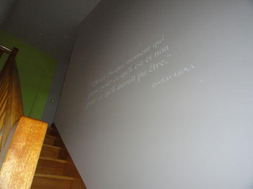 Profitons on a le droit d 39 crire sur les murs le - Peinture pour ecrire sur les murs ...