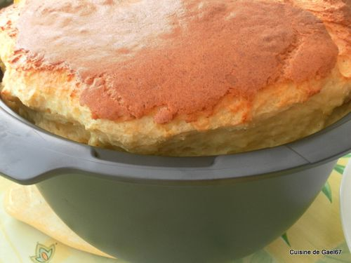 souffle fromage ultra pro tupperware1