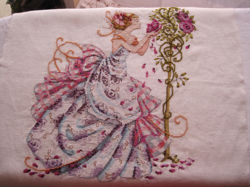 broderie 2592