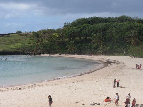 2012091266 Rapa Nui Playa de Ovahe