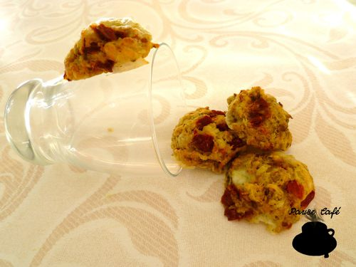 Cookies mozza pesto 1