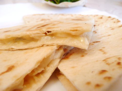 Quesadillas fromage 2