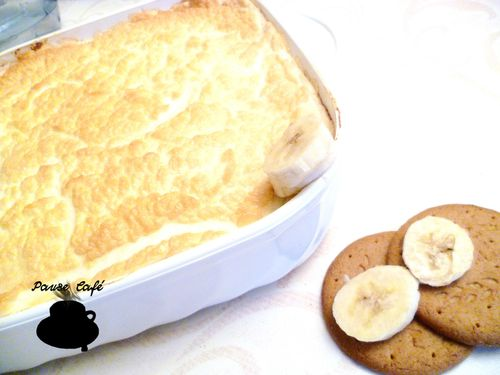 Banana pudding 1
