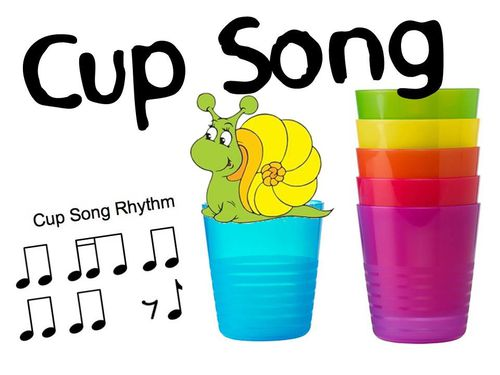 Il Cup Song: un nuovo fenomeno di musica virale. Keep Calm and Do the Cup Song...