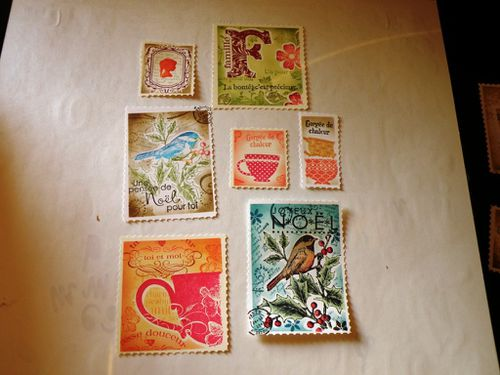 Faux timbres 2.