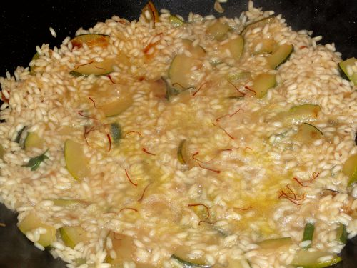 rissotto courgettes (5)