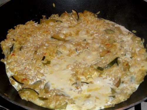 rissotto courgettes (6)
