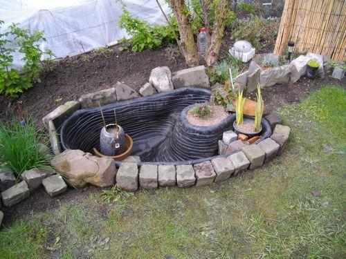Point D Eau Jardin le petit point d'eau - mon petit jardin