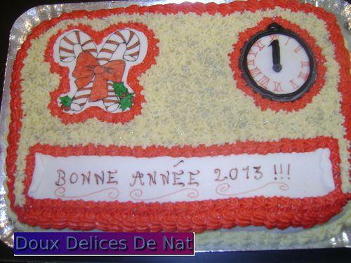Gâteau nouvel an 2013 (2)
