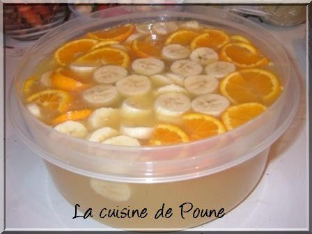PUNCH POT AU RHUM