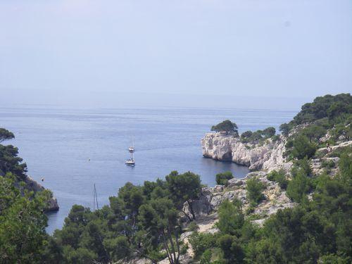 Rockfishing Calanques Cassis Méditerrannée