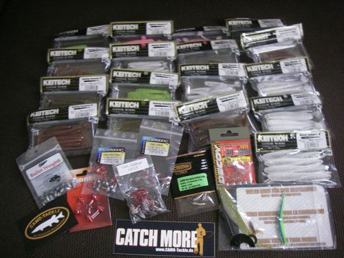 Camo-Tackle Keitech Swing Impact Shad Easy shiner
