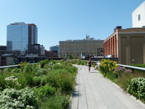 La high line les jardins suspendus de new york le blog for Jardin new york