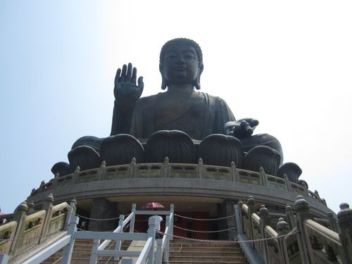 Big Buddha - Lantau - Hong Kong