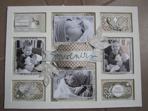 scrap multi photos