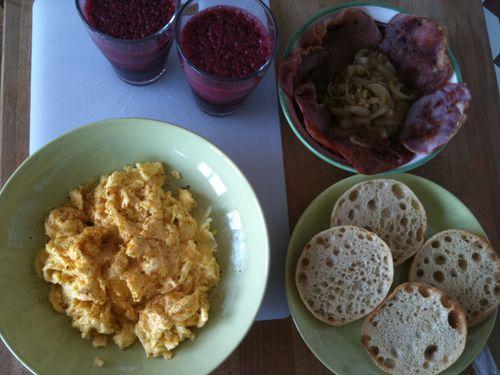 "Je clash #2: Brunch façon ""English Breakfast"""