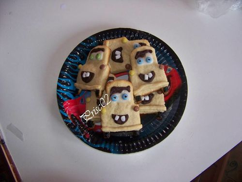 Biscuits Martin Cars2