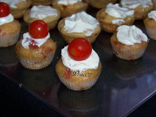 cupcake tomateséchées lardon4