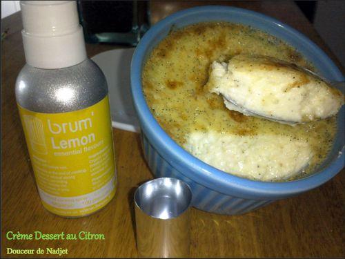 crème dessert aux citron2