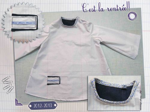 blouse amaury copie
