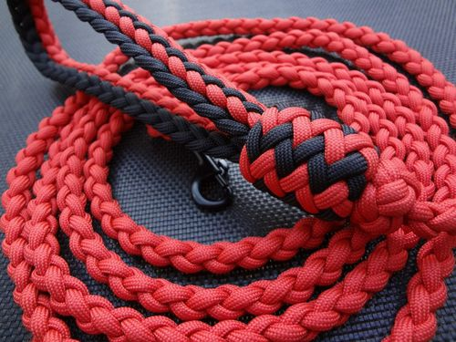 melvin 8 strands gaucho leash grip